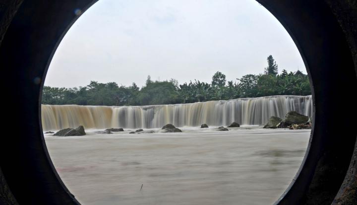 Foto Berita Penanganan Tanggul Bekasi, Birokrasi Masih Hitung-hitungan soal Dana Perbaikan