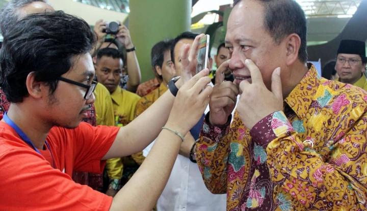 Foto Berita DPR Persulit Pelaksanaan Pemilu via e-voting, Menristek: Jangan-Jangan...