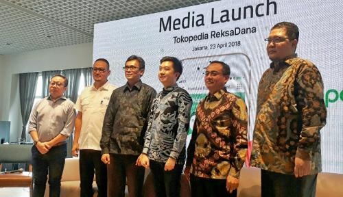 Foto Tokopedia Reksa Dana Dapat Dukungan dari OJK