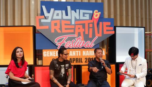 Foto Mal Ciputra Gelar Young & Creative Festival