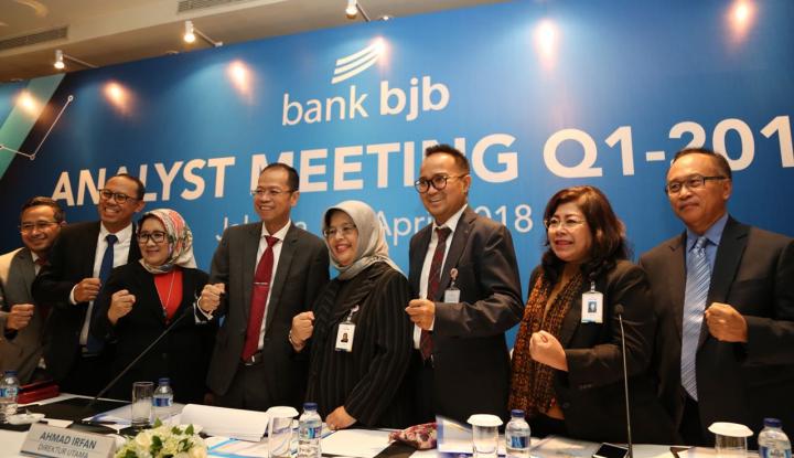 Foto Berita Bank BJB Salurkan Kredit Hingga Rp71 T, Tumbuh 13,2%