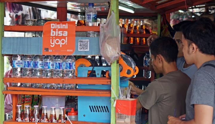 Foto Berita BNI Jakarta Kota Sukses Akuisisi 8.978 Merchant yap!