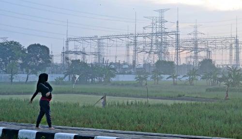 Foto Oh..Ternyata Ini Toh yang Bikin Area Persawahan di Indonesia Makin Berkurang