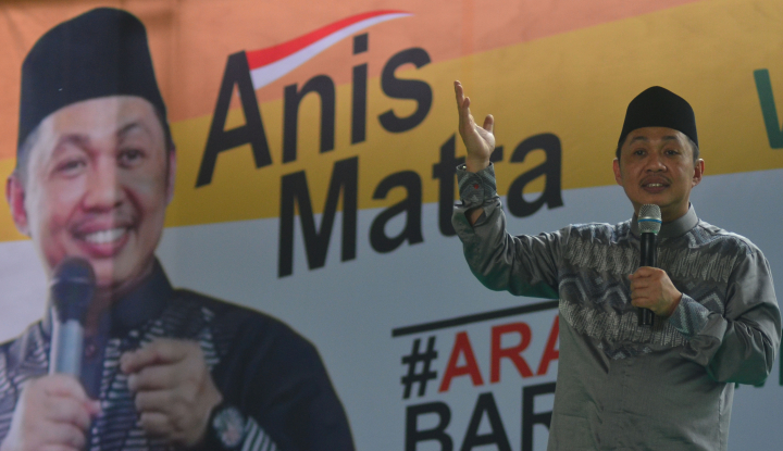 Foto Berita Aktif Gelar Sosialisasi Capres di Daerah, Anis Matta: Bantu Elektabilitas PKS