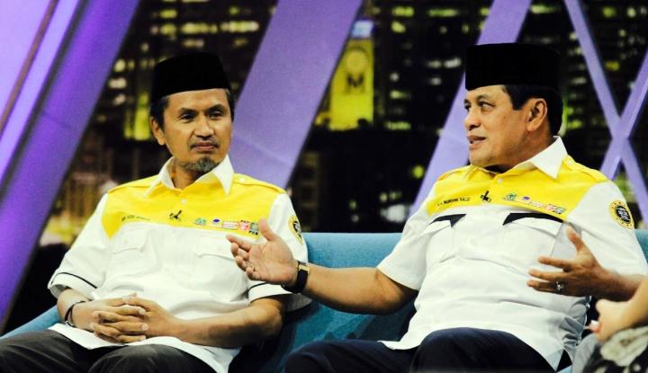 Foto Berita 5 Strategi Nurdin Halid Ciptakan Pemerintahan Bersih