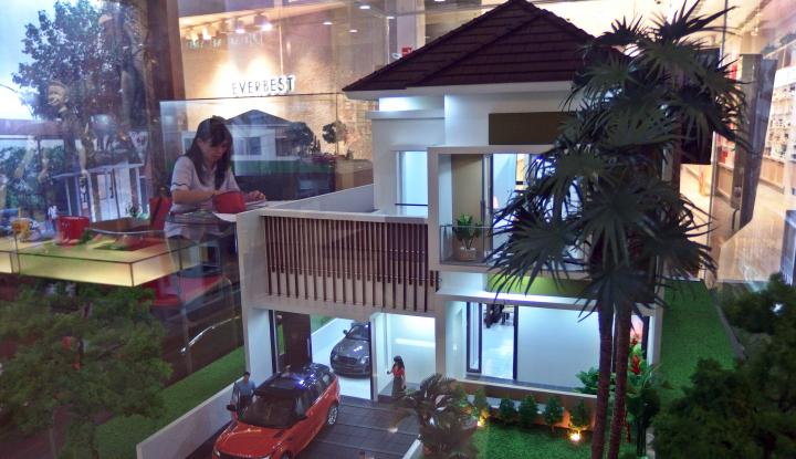 Foto Berita REI: Penjualan Rumah Tiga Tahun Terakhir Terus Menurun