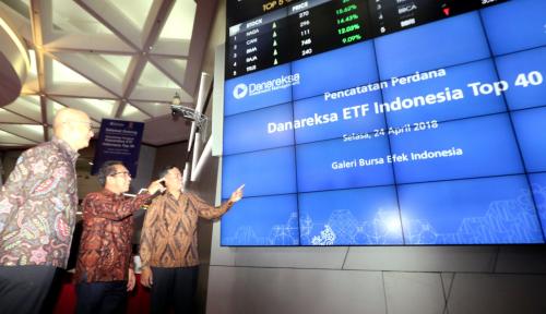 Foto Luncurkan ETF Baru, Danareksa Bidik Dana Kelolaan Rp1 Triliun