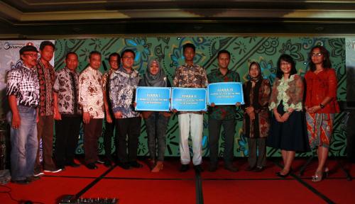Foto Kembangkan Ekraf, TBIG Selenggarakan Lomba Desain Batik