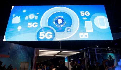 Foto China Terapkan Teknologi 5G pada Paruh Kedua 2019
