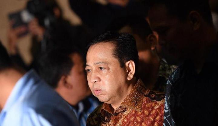 Foto Berita KPK Duga Novanto Terlibat Suap PLTU Riau-1, Tapi...