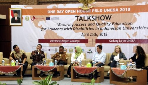 Foto Pemprov Jatim Dorong Pengembangan Pendidikan Inklusi