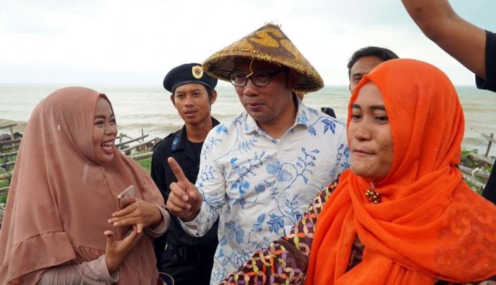 Foto Berita Ridwan Kamil Jawab Keluhan Nelayan Indramayu