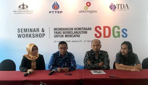 Foto PTTEP Siap Kawal Pemerintah dalam Wujudkan Pembangunan Berkelanjutan