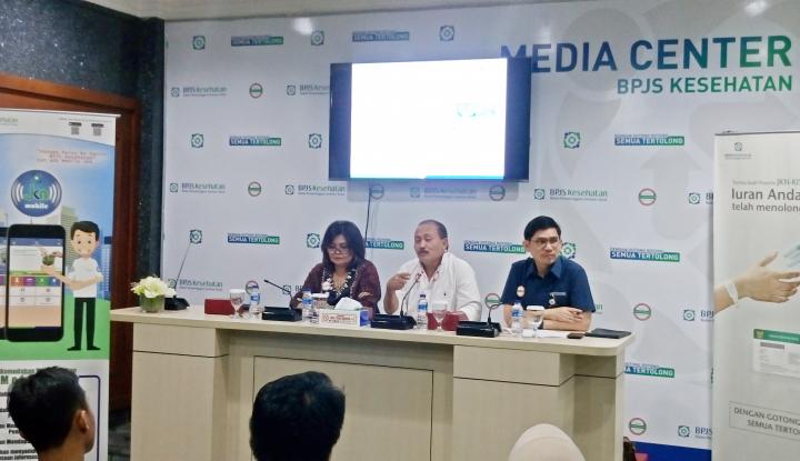 Foto Berita BPJS Kesehatan Terapkan Vedika untuk Seluruh FKRTL