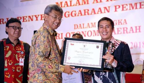 Foto Makassar Terbaik Kedua Nasional Soal Kinerja Pemerintahan Daerah