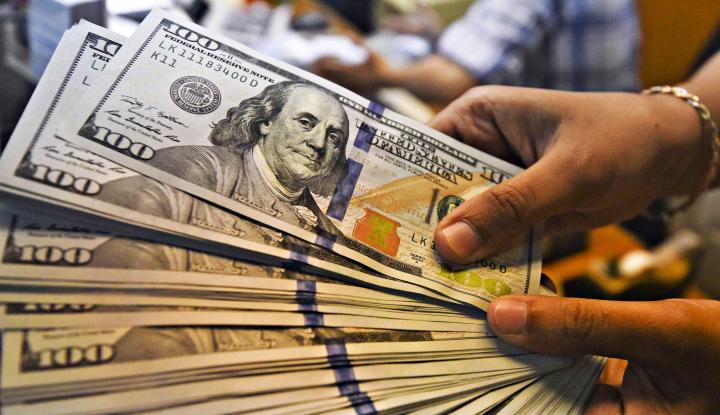 Foto Berita Dolar AS Menguat Didukung Data Ekonomi Positif