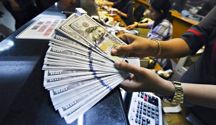 Foto Berita Perang Dagang Akibatkan Dolar AS Melorot