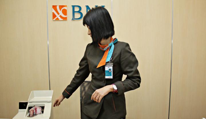 Foto Berita Semester I, Penyaluran Kredit BNI Capai Rp457,81 T