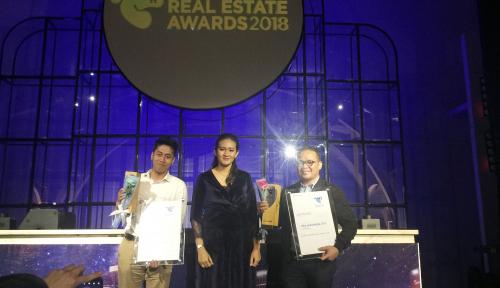 Foto Prajawangsa City Sabet Penghargaan The Best Apartment in East Jakarta
