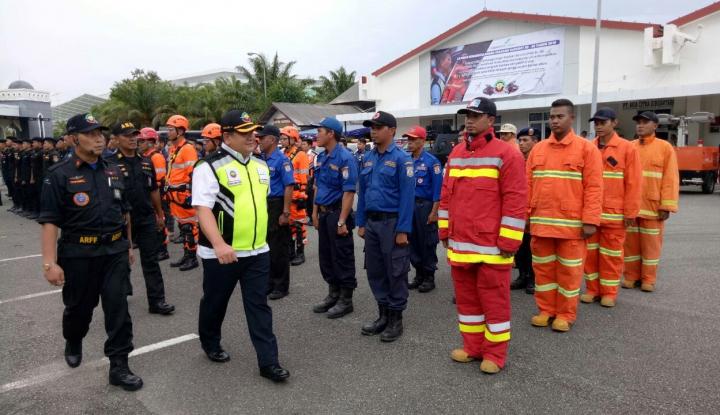 Foto Berita Gelar PKD, AP I Balikpapan Harapkan Ini
