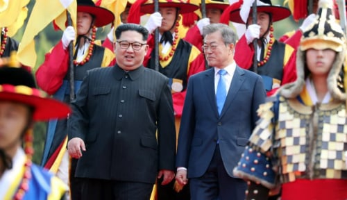 Negara Kim Jong Un Batal Terjun di Olimpiade, Harapan Korsel Seketika Pupus