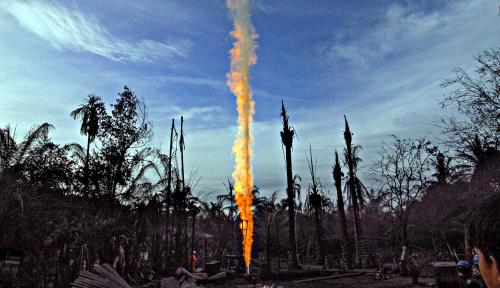 Foto Kabar Gembira, Industri Migas Nasional Bergeliat Kembali (2)