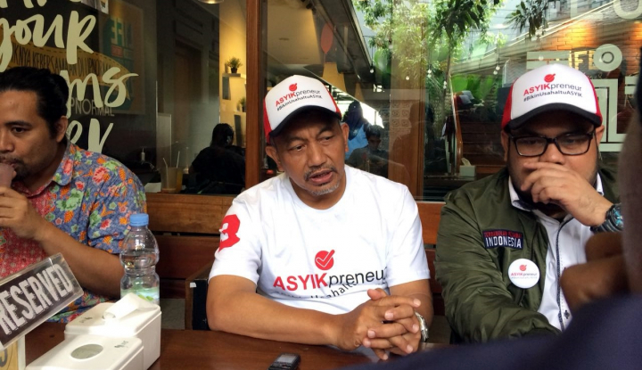 Foto Berita Jadi Kandidat Wakil Anies, Ahmad Syaikhu Belajar Soal Jakarta