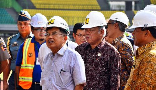 Foto Besok, JK Kunjungi Korban Gempa Lombok Bersama Pakde Karwo