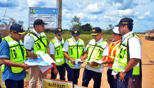 Foto Kementerian PUPR Dukung Pengembangan Ekonomi dan Pariwisata Pulau Moa