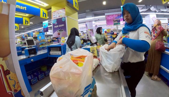 Penjualan Anjlok Triliunan, Pemilik Hypermart Rugi Ratusan Miliar