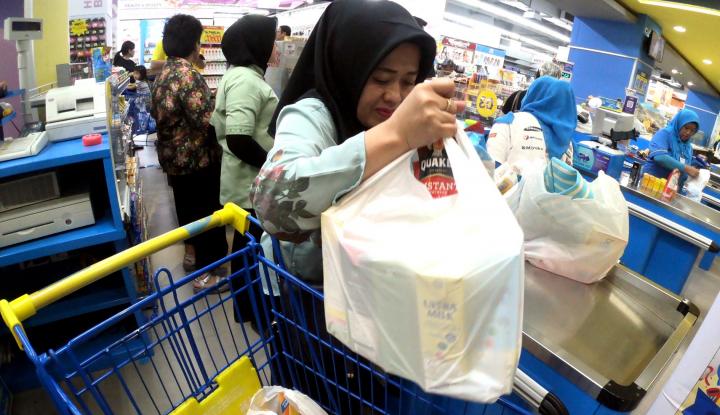 Siap-Siap! 2019 Kantong Plastik Dilarang Beredar di Jakarta? - Warta Ekonomi