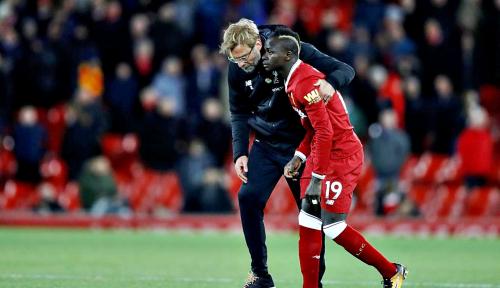Foto Momok Kekalahan di Final Hantui Pelatih Liverpool