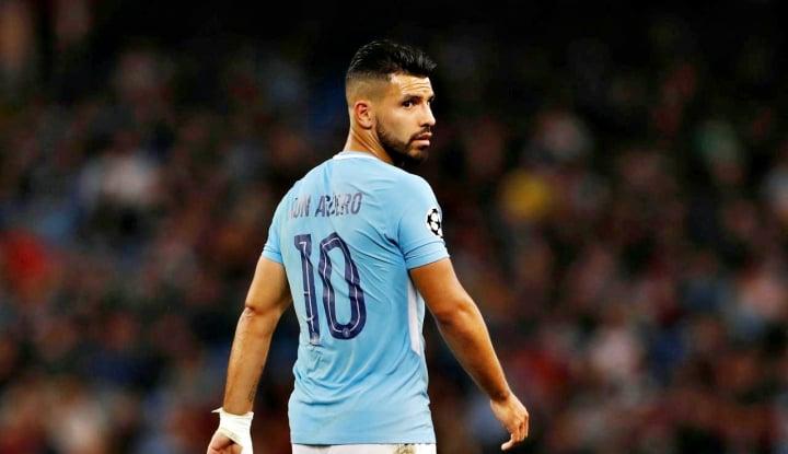 Daftar Pencetak Gol Terbanyak Liga Inggris, Aguero di Puncak - Warta Ekonomi
