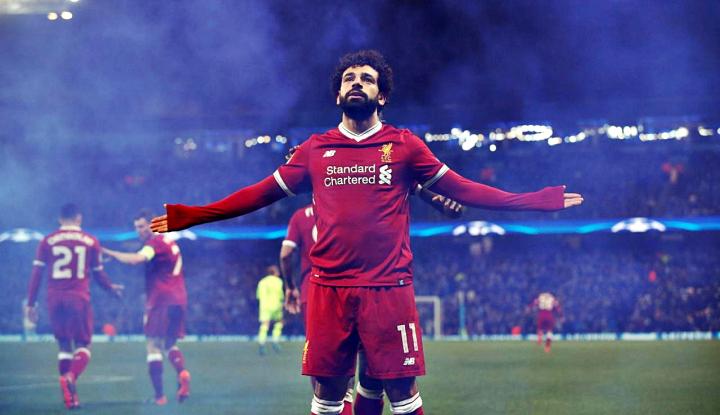 Foto Berita Liverpool Depak Mimpi Manchester City ke Empat Besar Liga Champions