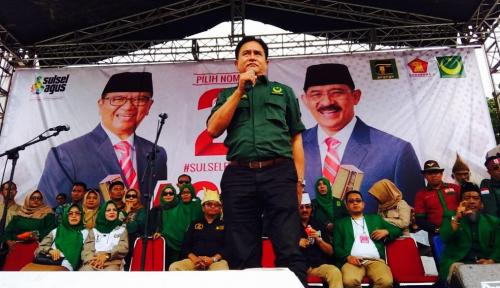 Foto Yusril Boleh Jadi Lawyer Jokowi-Ma'ruf, Soal Pilihan Kader PBB? Nanti dulu...