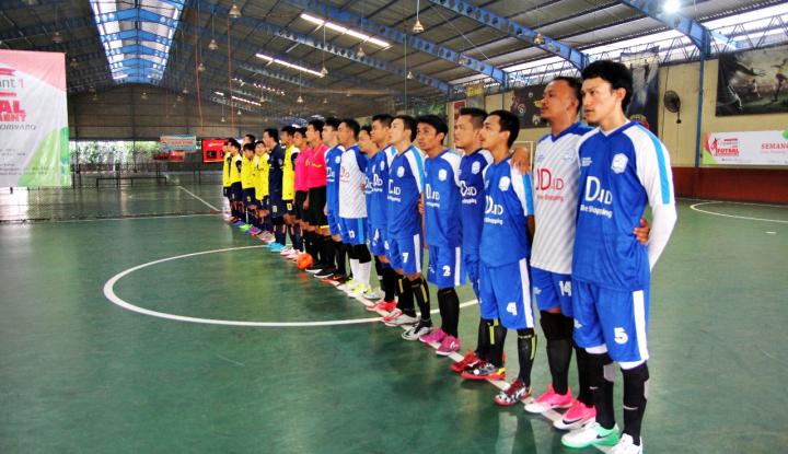 Foto Berita Quadrant1 Sukses Gelar Turnamen Futsal, TBIG Juara Satu