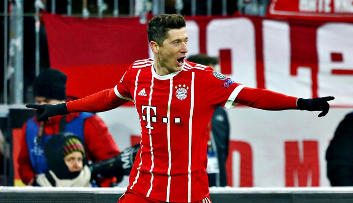 Foto Berita Bayern Munich Hancurkan Dortmund 6-0