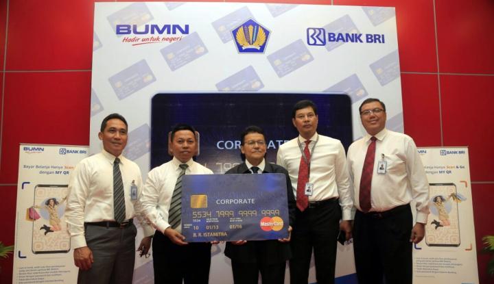 Foto Berita Bank BRI Fasilitasi DJPBN Sumut untuk Penyediaan Kartu Kredit
