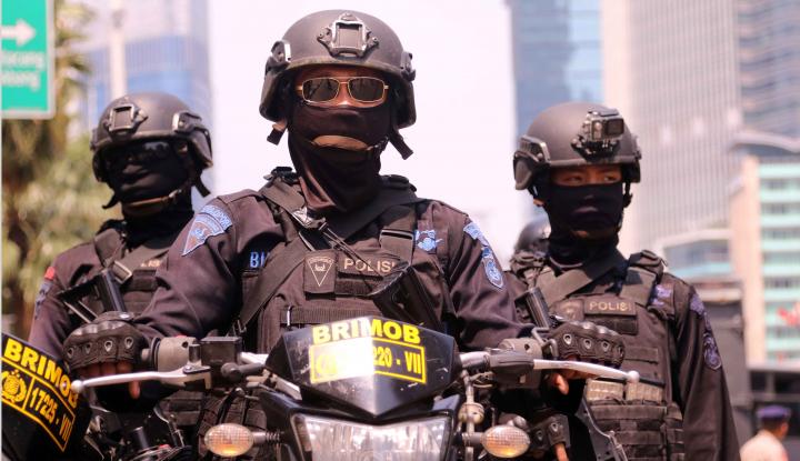 Foto Berita Densus 88 Kembali Grebek Rumah Terduga Teroris di Tasikmalaya