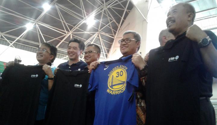 Foto Berita 2028, Indonesia Optimis Cetak Prestasi Basket Internasional