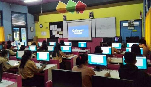 Foto Selenggarakan Online Try Out, Quipper Bantu Siswa Adaptasi UNBK