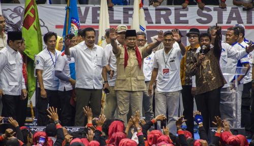 Foto KSPI: 80 Juta Suara Buruh Siap Dukung Prabowo