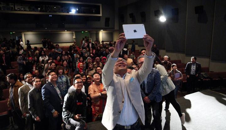 Foto Berita Universitas Los Angeles Tertarik Inovasi Ridwan Kamil