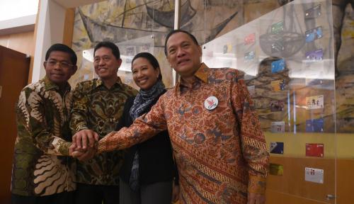 Foto Mensos: GPN Kurangi Penduduk Miskin
