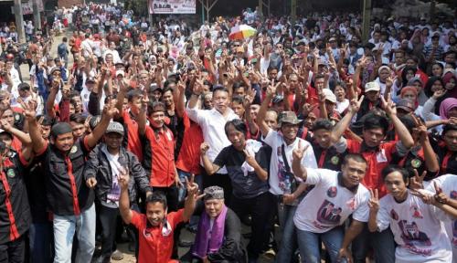 Foto Jadi Motor Perekonomian, Hasanah Siap Perjuangkan Nasib Buruh