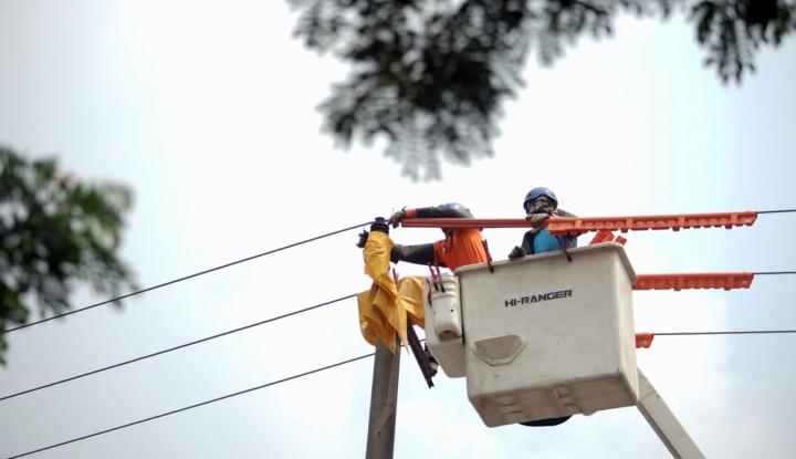 Foto Berita Lebaran 2018, PLN Riau Siagakan 786 Petugas