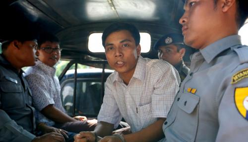 Foto Jurnalis Myanmar Sebut Pemerintah Gagal Melindungi Kebebasan Pers