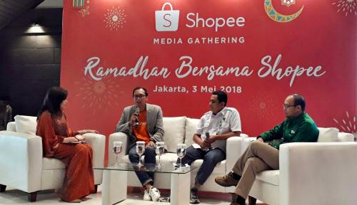 Foto Gandeng Baznas-Dompet Dhuafa, Shopee Sediakan Donasi Amal