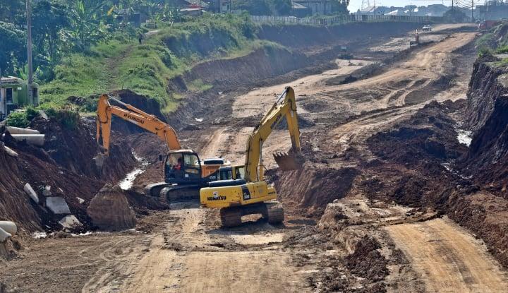 Foto Berita 2019, Proyek Perbaikan Jalan Harus Tuntas