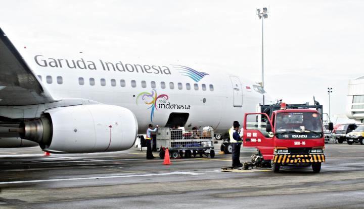 Foto Berita Kenapa Pilot Garuda Indonesia Ancam Mogok Kerja?